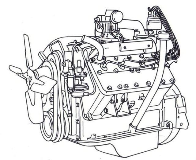 V16 Engine Diagram
