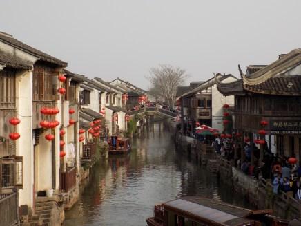 Canaux de Suzhou