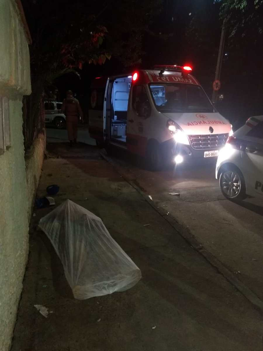 Jovem é assassinado à tiros no bairro Velha, em Blumenau
