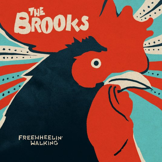 Freewheelin'Walking - The Brooks
