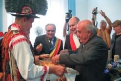 Οι Δήμαρχοι Αλεξάνδρειας, Mlawa Πολωνίας και Nasaud