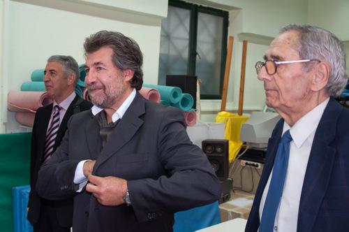 Γιώργος Ντελιόπουλος, Γρηγόρης Γιοβανόπουλος, Ιωάννης Μοσχόπουλος