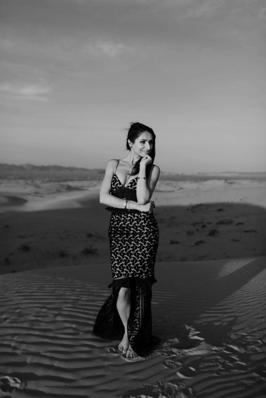 Imperial Sand Dunes Engagement Photographer | alexandriamonette.com