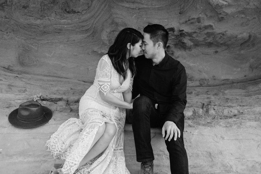 Vasquez Rocks Engagement Photographer   http://alexandriamonette.com