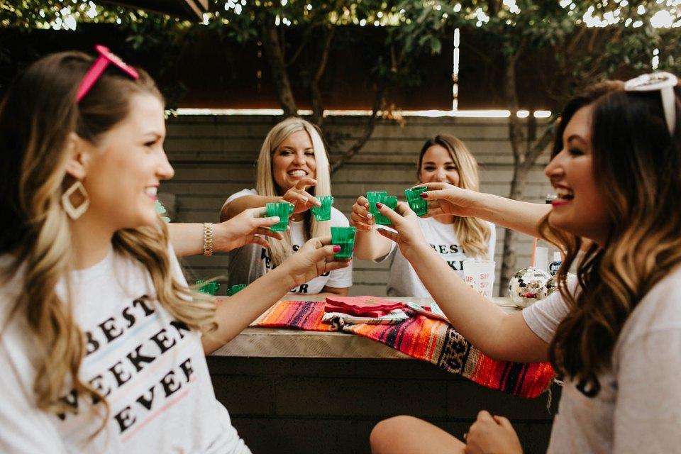 Palm Springs Bachelorette Party | https://alexandriamonette.com