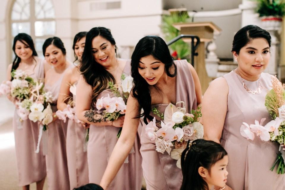 St. Dennis Church Wedding Ceremony