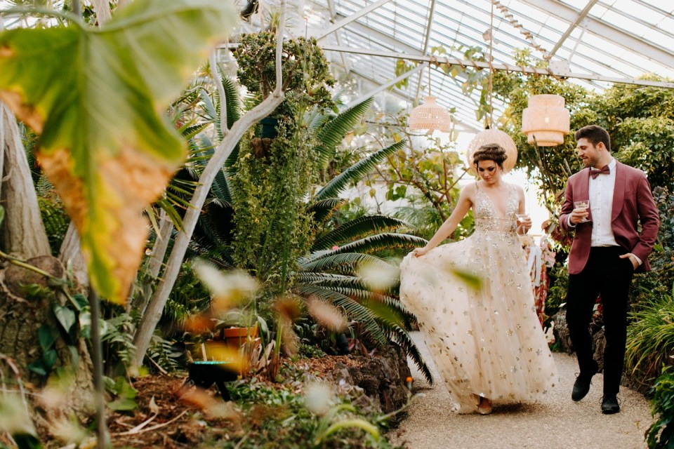dos pueblos orchid farm greenhouse