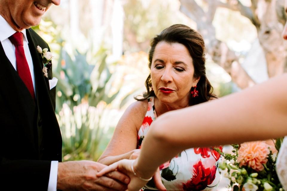 Leo Carrillo Ranch Wedding Ceremony