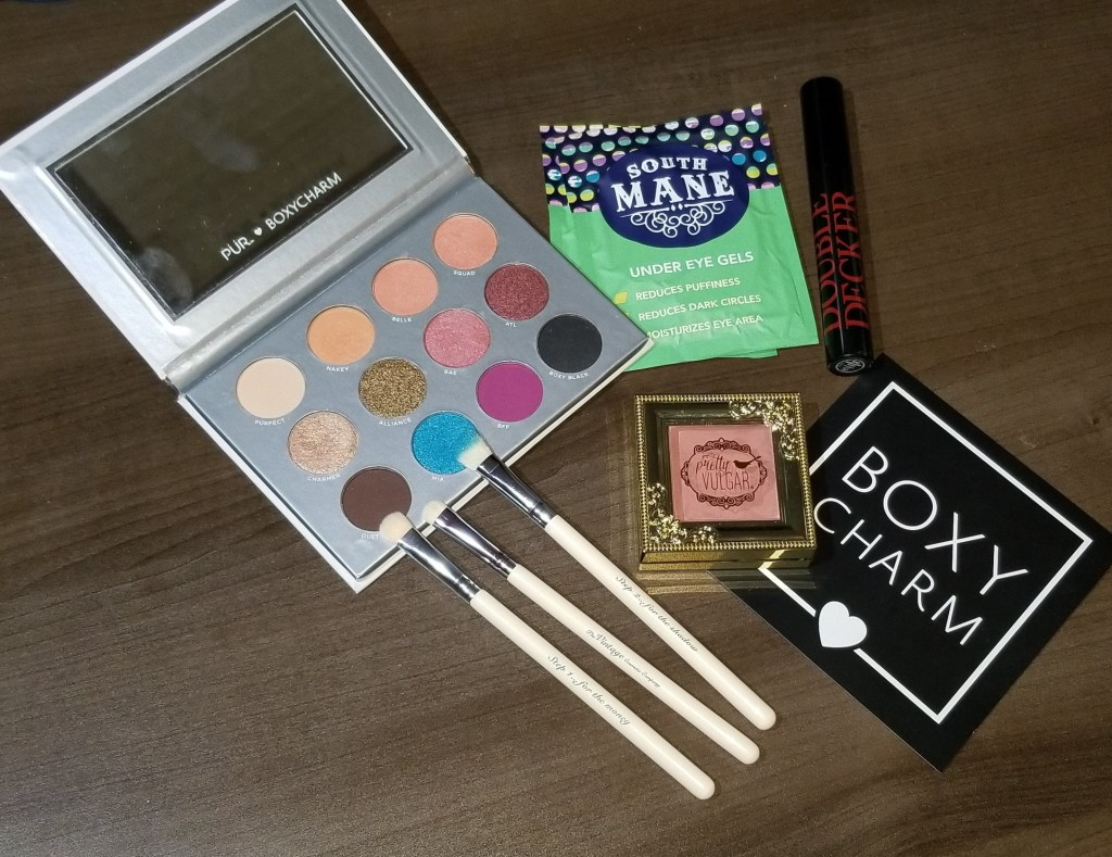 March Boxycharm 2018