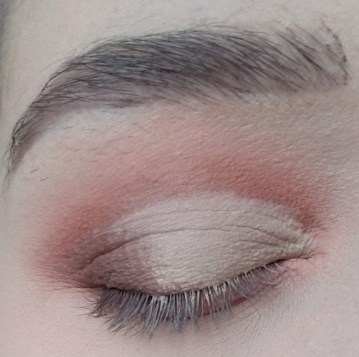 Covergirl TruNaked Peach Punch Eyeshadow Palette