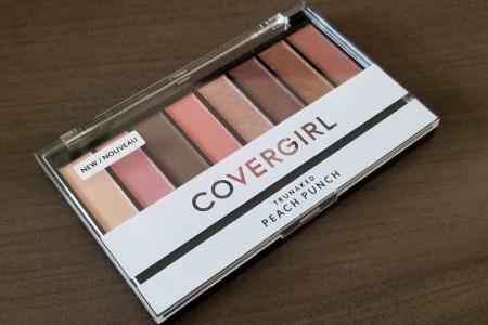 Covergirl TruNaked Peach Punch Eyeshadow Palette