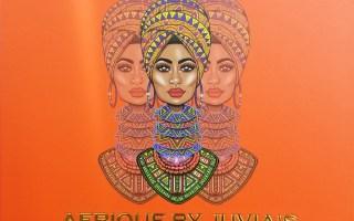 Afrique Eyeshadow Palette