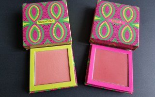 Afrique Blushes Review