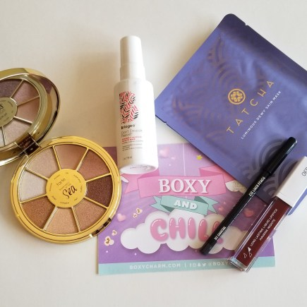 January Boxycharm 2019