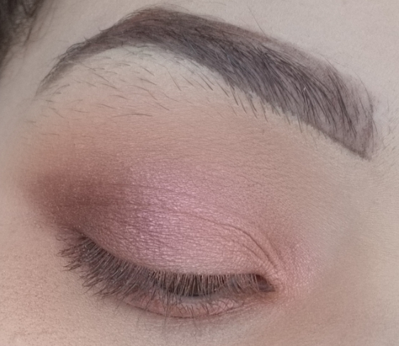 Simple Valentine's Makeup