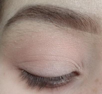 Simple Brown Tones Makeup Picture Tutorial