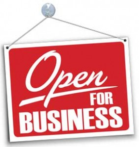 Small Business Is Open for Business During Government Shutdown
