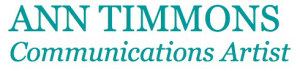 Ann Timmons Communications Artists Logo Transparent