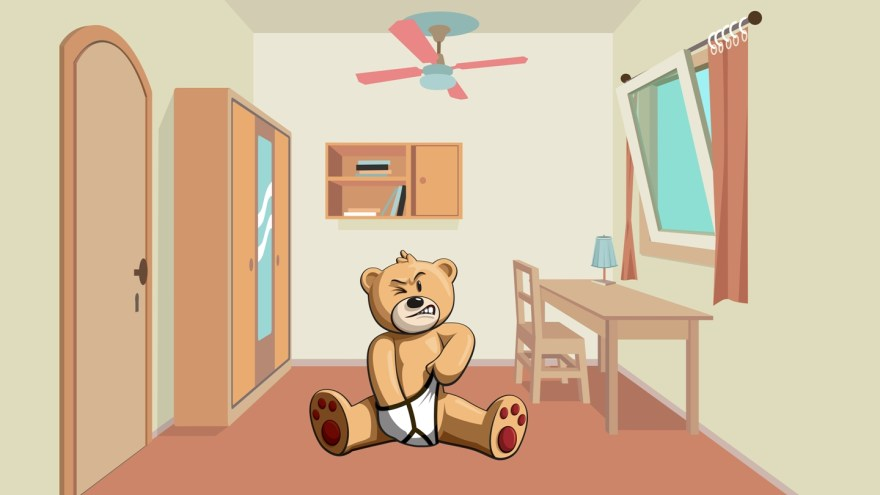 Bad Taste Bears - Bedroom