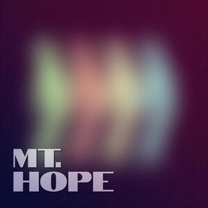 The single art for Mt. Hope by Heavenly Faded.