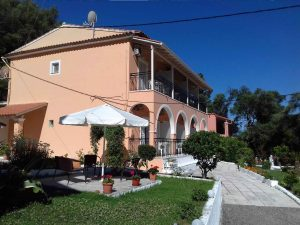 Apartments Agios Gordios Corfu Greece