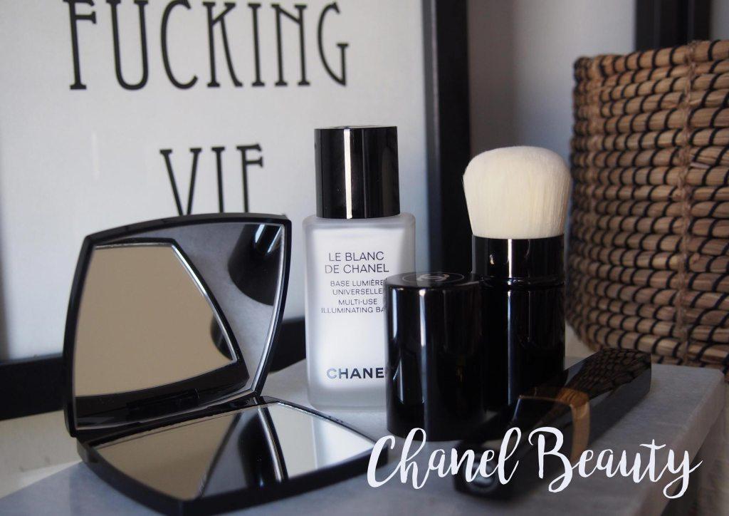 Der neue Chanel Beautyonlineshop | WERBUNG