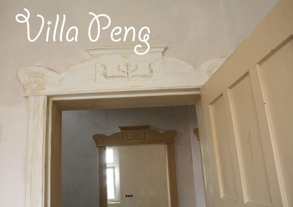 Villa Peng: Update von der Baustelle III.