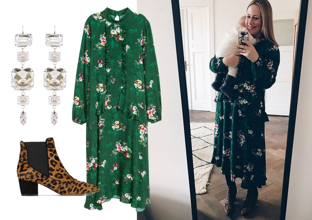 Merry Man Repeller: das Gucci Lookalike Kleid | Werbung