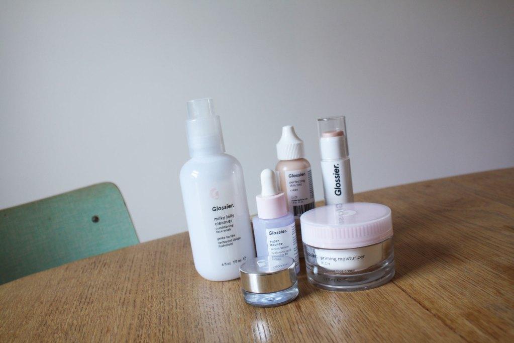 Boy Brow Gel & Co: Die besten Glossier Beauty Produkte im Test! |WERBUNG