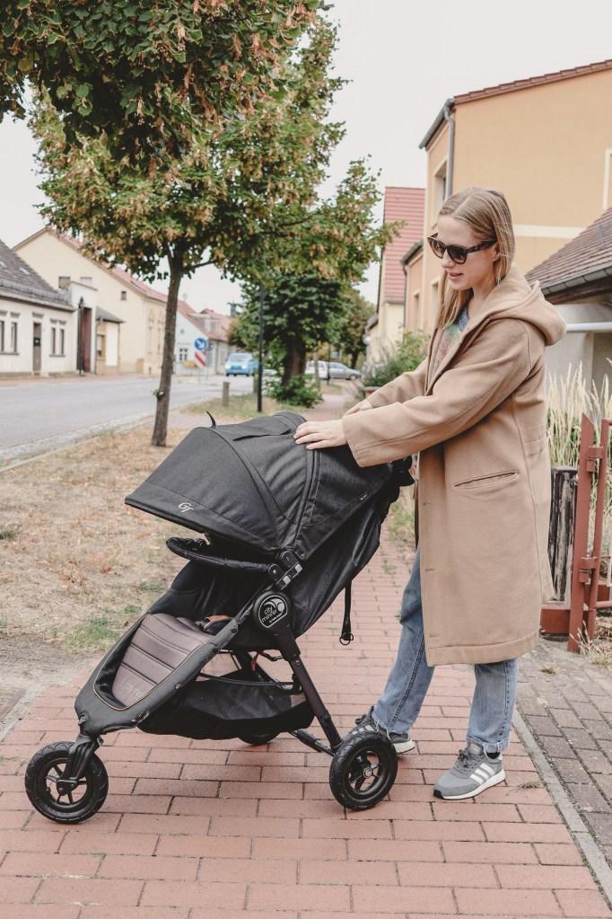 Im Test: City Mini GT von Baby Jogger | Anzeige