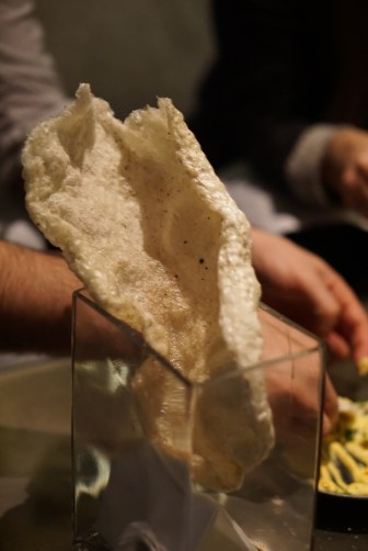 You don't think you want the pork skin, but you definitely want to order the pork skin.
