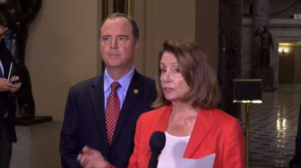AS schiff pelosi