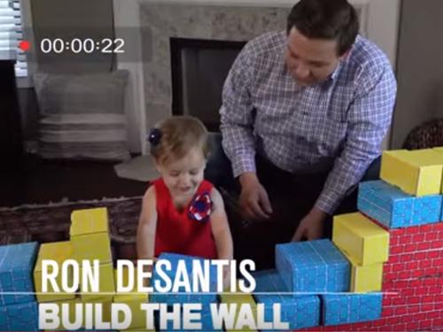 FG desantis wall