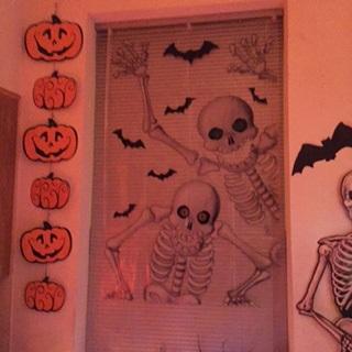 H skeleton window kelley