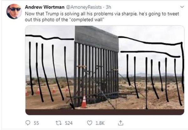 HD trump wall