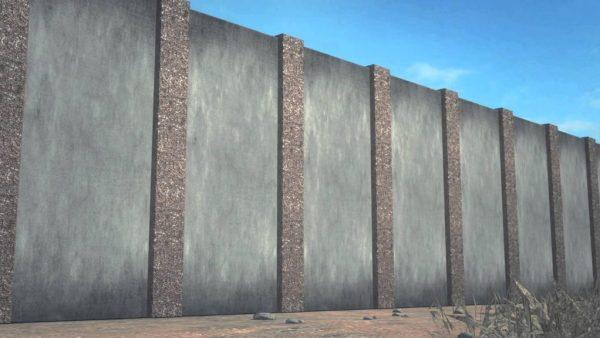 HT border-wall