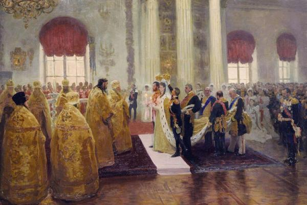 NA wedding by Ilya Repin