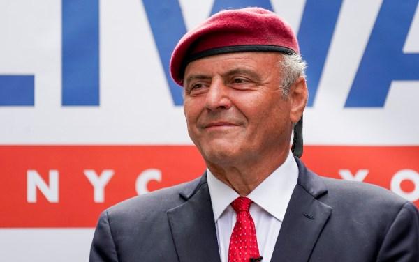 NYC mayor sliwa