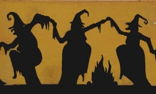 ST witches dancing