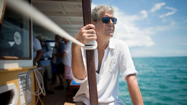 SU anthony bourdain