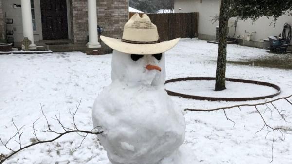SU1 snowman