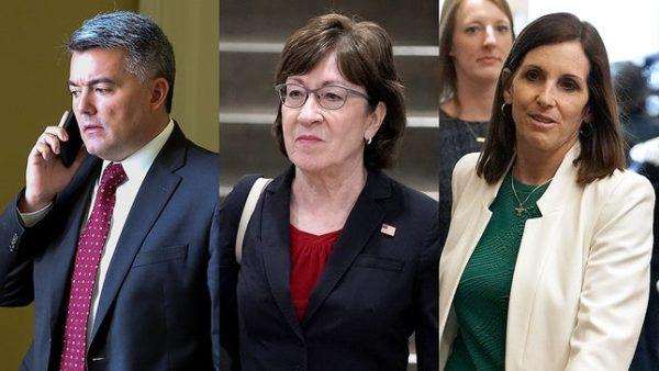 TOI senators