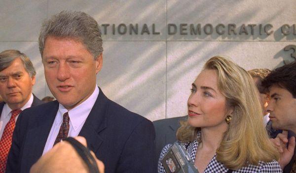 TRIUMF clintons 1992