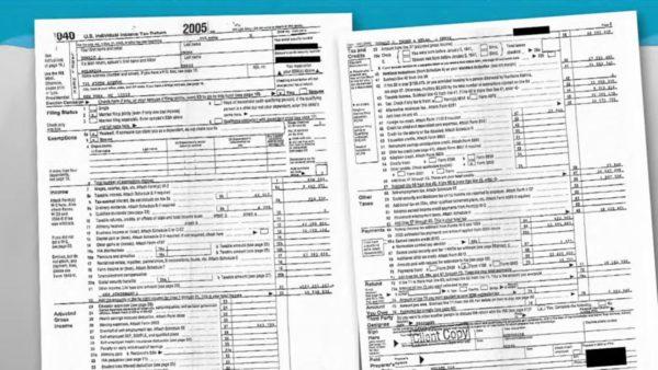 TRS tax return