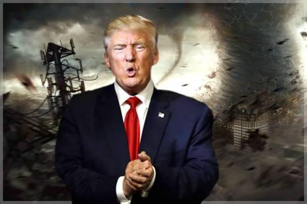 WW trump shitstorm