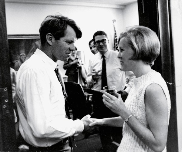 chap Bobby Kennedy and Mary Jo