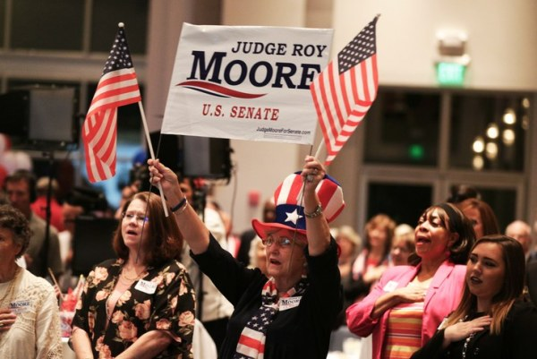 moore campaign