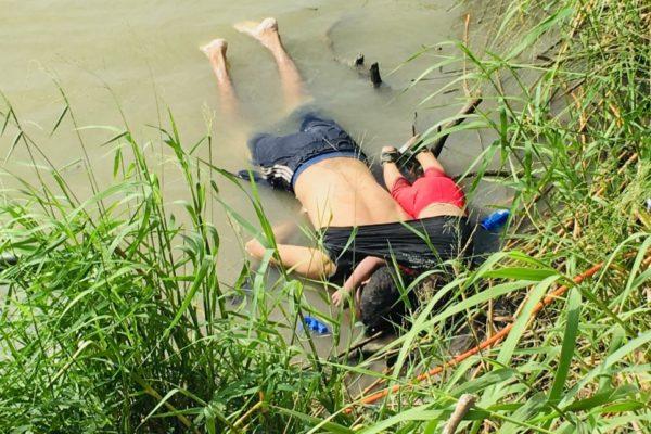 oscar valeria martinez drowning