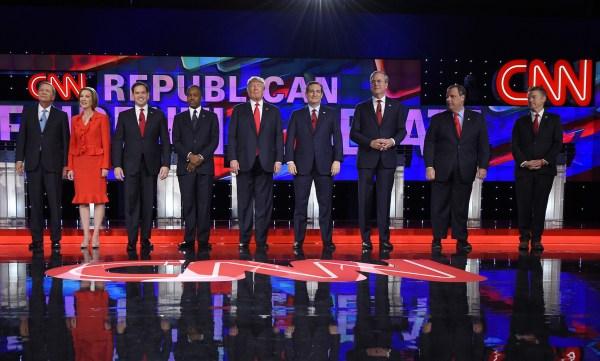 trump primary debates