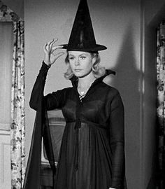 witch elizabeth montgomery